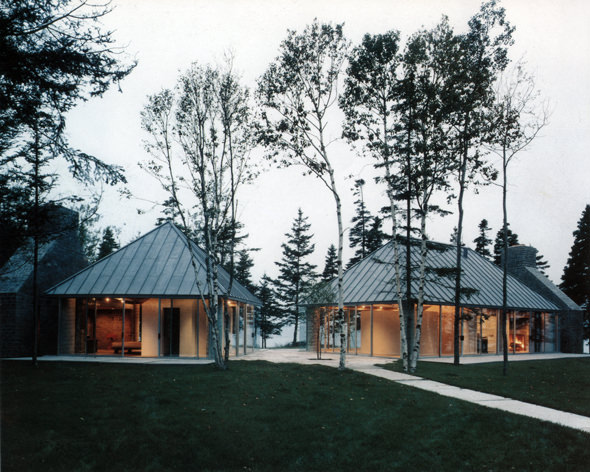 Peter Forbes architecture
